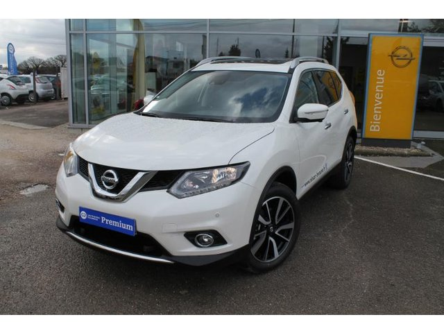 nissan x trail occasion 2 0 dci 177ch n connecta all mode. Black Bedroom Furniture Sets. Home Design Ideas