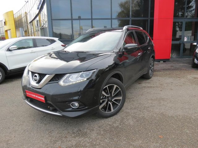 nissan x trail occasion 1 6 dci 130ch tekna euro6 beaune re57c4 frn0834939. Black Bedroom Furniture Sets. Home Design Ideas