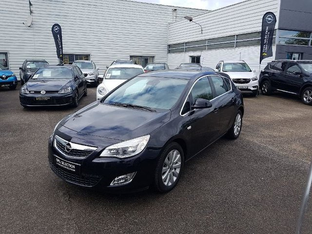 Voiture Occasion OPEL Astra Mulhouse - FIAT MULHOUSE