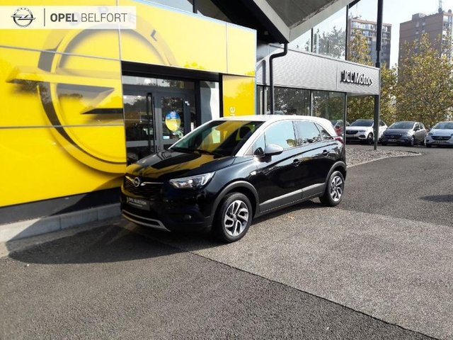 voiture occasion opel crossland x reims peugeot reims. Black Bedroom Furniture Sets. Home Design Ideas