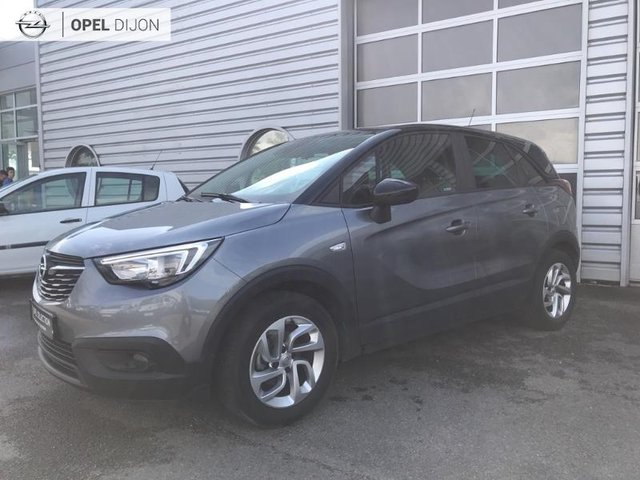 voiture occasion opel crossland x mulhouse fiat mulhouse. Black Bedroom Furniture Sets. Home Design Ideas