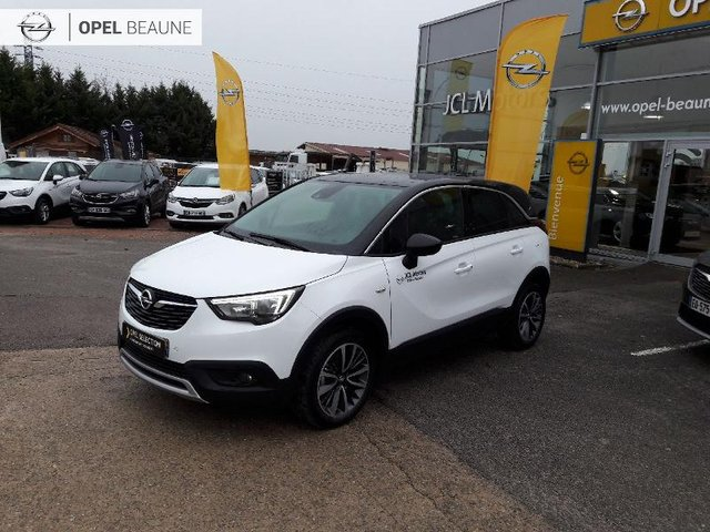 opel crossland x occasion 1 6 d ecotec 99ch innovation. Black Bedroom Furniture Sets. Home Design Ideas