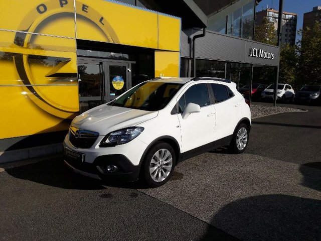 opel mokka occasion 1 4 turbo 140ch cosmo pack 4x2 belfort he22 6465. Black Bedroom Furniture Sets. Home Design Ideas