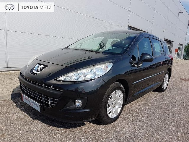 voiture occasion peugeot 207 sw huningue fiat huningue. Black Bedroom Furniture Sets. Home Design Ideas