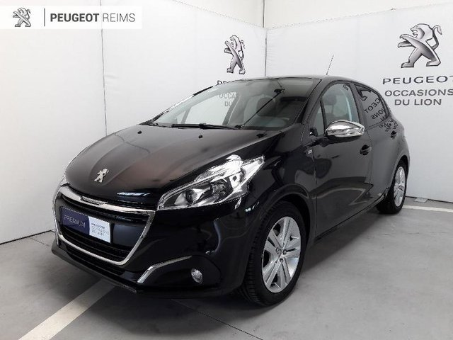 peugeot 208 occasion 1 2 puretech 82ch style 5p nancy. Black Bedroom Furniture Sets. Home Design Ideas