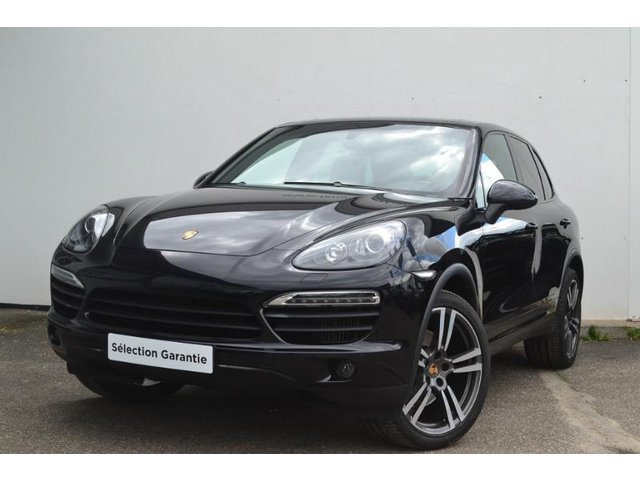 porsche cayenne occasion s diesel v8 382ch nancy ld67c1 9900182. Black Bedroom Furniture Sets. Home Design Ideas