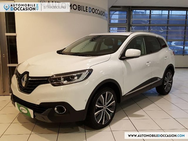 renault kadjar occasion 1 5 dci 110ch intens strasbourg hes8 804462. Black Bedroom Furniture Sets. Home Design Ideas