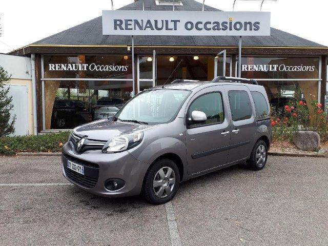 Voiture Occasion Renault Kangoo Metz Nissan Metz