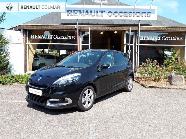 renault scenic en occasion achat occasions renault scenic automobiledoccasion. Black Bedroom Furniture Sets. Home Design Ideas