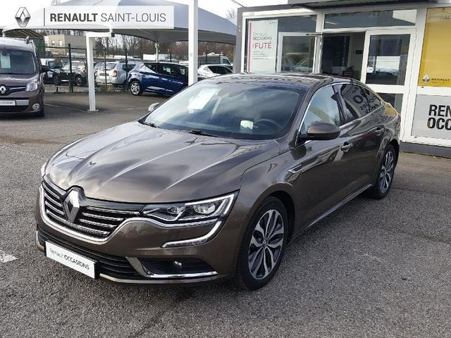 renault talisman occasion 1 6 dci 160ch intens edc 18 750ht metz re68m1 126168. Black Bedroom Furniture Sets. Home Design Ideas