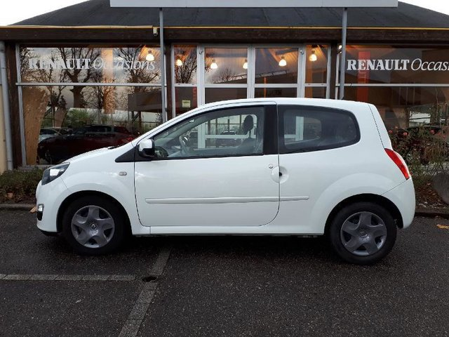 Hedendaags RENAULT Twingo occasion 1.5 dCi 75ch Expression eco² à Charleville ZO-02