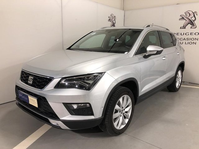 voiture occasion seat ateca thionville nissan thionville. Black Bedroom Furniture Sets. Home Design Ideas