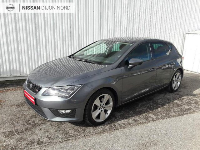 seat leon occasion 2 0 tdi 184ch fr nancy he17 17430. Black Bedroom Furniture Sets. Home Design Ideas