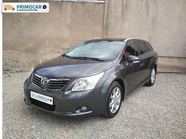 toyota avensis sw 150 d cat executive bva occasion pas cher primocar. Black Bedroom Furniture Sets. Home Design Ideas
