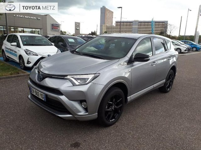 toyota rav4 occasion 197 hybride collection 2wd cvt strasbourg he11 vk887687. Black Bedroom Furniture Sets. Home Design Ideas