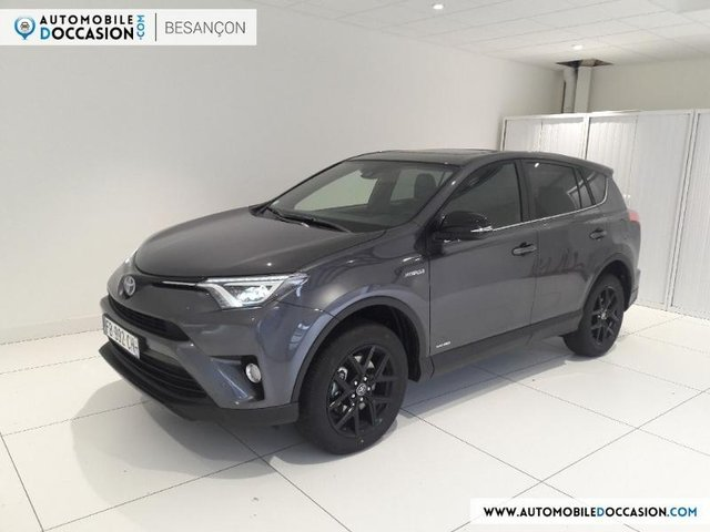 toyota rav4 occasion 197 hybride black edition awd cvt rc18 mulhouse hes4 vdfb992ch. Black Bedroom Furniture Sets. Home Design Ideas