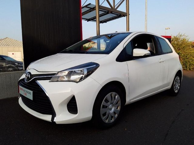 Voiture Occasion Toyota Yaris Forbach Toyota Forbach