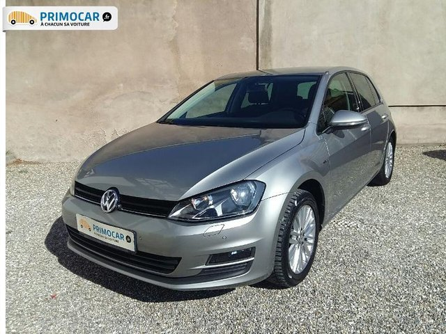 volkswagen golf 2 0 tdi 150ch bmt cup 5p occasion pas cher primocar. Black Bedroom Furniture Sets. Home Design Ideas