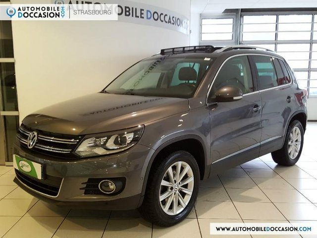 volkswagen tiguan en occasion achat occasions volkswagen tiguan automobiledoccasion. Black Bedroom Furniture Sets. Home Design Ideas