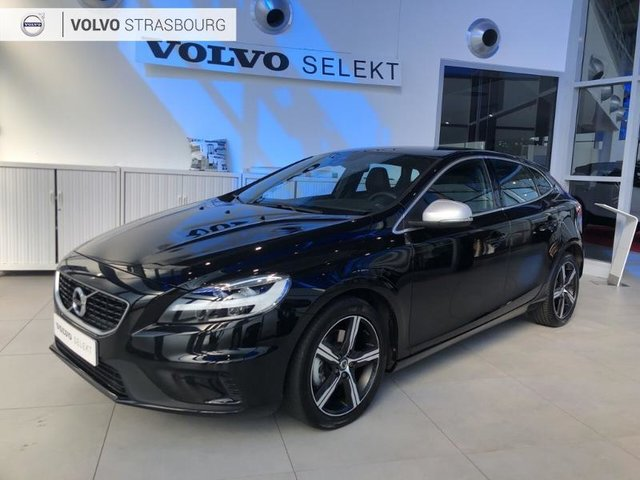 volvo v40 occasion t2 122ch r design charleville hes9 vk372329. Black Bedroom Furniture Sets. Home Design Ideas