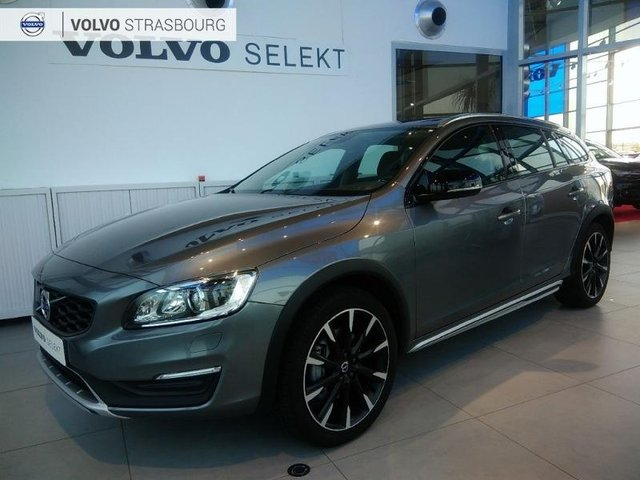 voiture occasion volvo v60 cross country metz opel metz. Black Bedroom Furniture Sets. Home Design Ideas