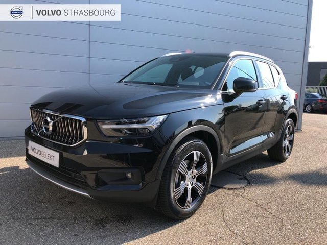 voiture occasion volvo xc40 colmar jeep colmar. Black Bedroom Furniture Sets. Home Design Ideas