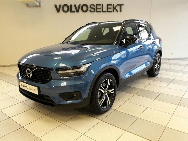 volvo xc40 occasion d4 awd 190ch r design geartronic 8 strasbourg vv57c1 601. Black Bedroom Furniture Sets. Home Design Ideas