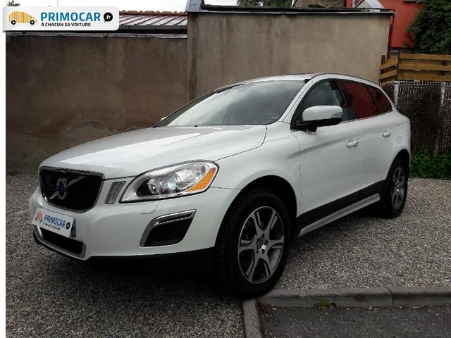 volvo xc60 d5 awd 215ch xenium geartronic occasion pas cher primocar. Black Bedroom Furniture Sets. Home Design Ideas