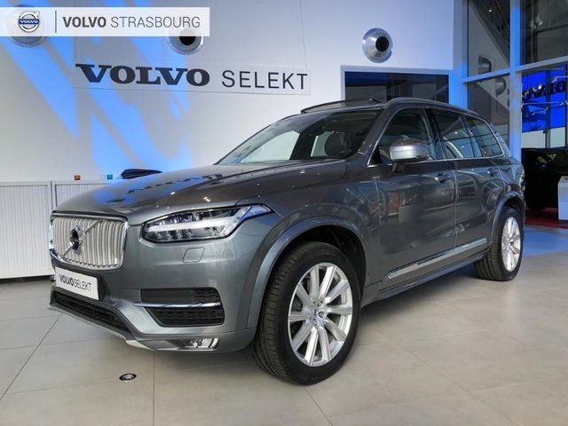 voiture occasion volvo xc90 strasbourg volvo strasbourg. Black Bedroom Furniture Sets. Home Design Ideas