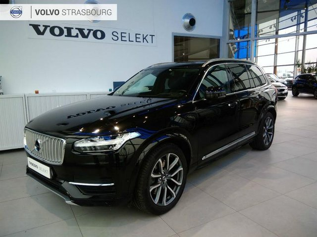 volvo xc90 occasion t8 twin engine 320 87ch inscription. Black Bedroom Furniture Sets. Home Design Ideas
