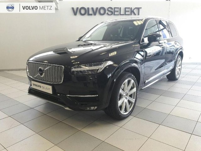 volvo xc90 en occasion achat occasions volvo xc90 automobiledoccasion. Black Bedroom Furniture Sets. Home Design Ideas