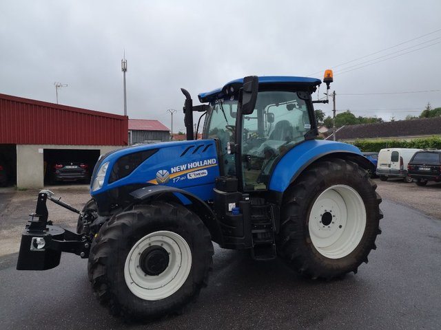 Occasions New Holland T7 190 PC en vente à Saint-Cyr en Val
