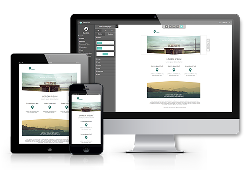 Send-Up multichannel communication platform