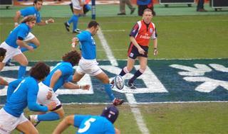 Italy Rugby Union