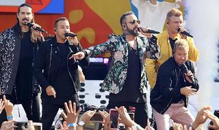 Backstreet Boys  (Rescheduled from July 27, 2020)