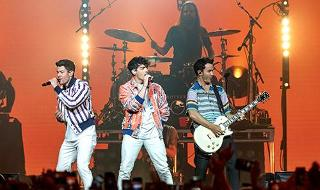 Jonas Brothers Paris