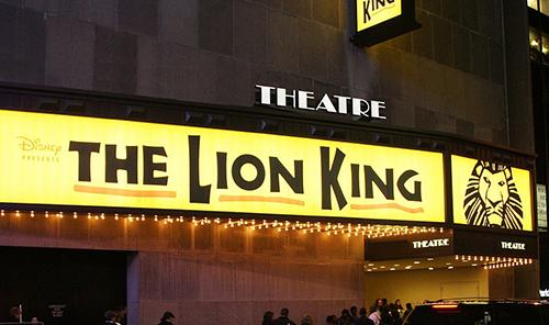 The Lion King Cincinnati 門票
