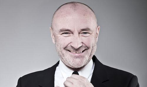 Phil Collins Hannover