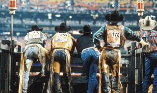 The American Rodeo Sunday Only