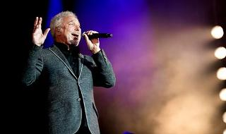 Tom Jones Belfast