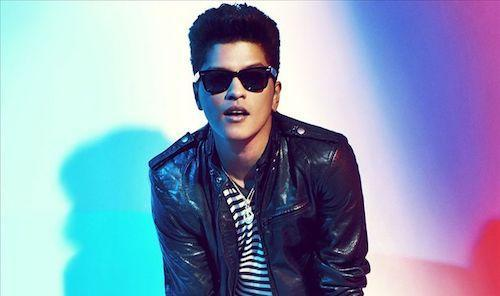 Bruno Mars Paris