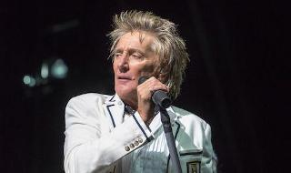 A day on the green - Rod Stewart Mount Cotton
