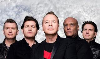 Simple Minds Roma