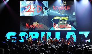 Gorillaz London