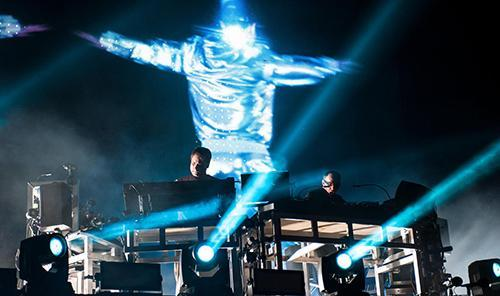 The Chemical Brothers Paris