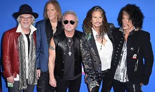 Aerosmith Madrid