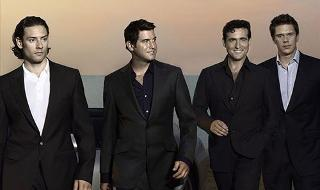 Christmas with Il Divo Edinburgh