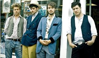 An Evening of Conversation and Music with Mumford & Sons