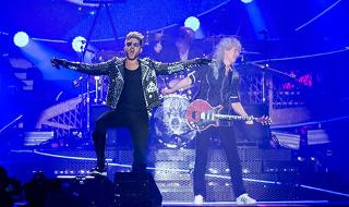 Queen & Adam Lambert London