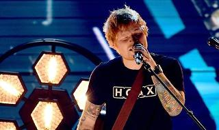 Ed Sheeran Bordeaux
